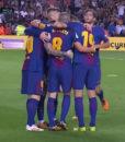 Игровая футболка Барселона (Barcelona) (2)