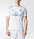Игровая футболка Реал Мадрид белый (Real Madrid C.F. ) (2)