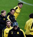 Тренировочная форма Боруссия Дортмунд (Ballspielverein Borussia) (3)