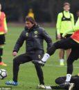 Тренировочная форма Челси (Chelsea) (1)