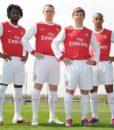 Фанатская-футболка-Арсенал-дом-красный-(Arsenal)-2