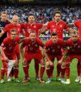 Футболка поло Бавария красный (FC Bayern München) (3)