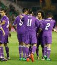 Футболка поло Барселона фиолетовый (Barcelona) (2)