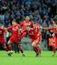 Футболка поло Ливерпуль красный (Liverpool F.C.) (4)