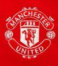 Футболка поло Манчестер Юнайтед красный (Manchester United) (1)