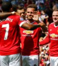Футболка поло Манчестер Юнайтед красный (Manchester United) (6)