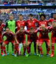 Шорты-Бавария-дом-красный-(FC Bayern München)-2